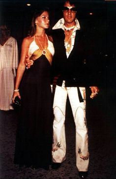 Elvis / With Sheila Ryan,circa72?