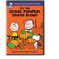 It's The Great Pumpkin, Charlie Brown (Deluxe Edition) (Full Frame)