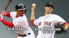 Porcello a Cy Young finalist; Betts up for MVP
