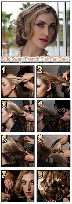 Liz_Gopwani   #GOT #GameofThrones #festivalhair #hairtutorial #coachellahair #sexyhair #howto #DYI #Tutorial #Concerthair
