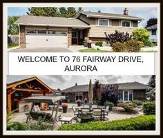 AURORA SHOWSTOPPER !! A haven for elegant entertaining. Relax out in your Backyard Oasis complete with Cabana, Hot Tub and Privacy. Inside is just as delightful ! 3 Way Fireplace, Granite, Pot Lights and More. Your Resort Like Home awaits. Priced at $1,299,900