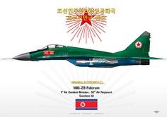 MiG-29         North Korea