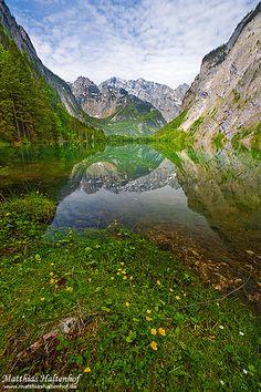 Berchtesgaden 09 by MatthiasHaltenhof on DeviantArt Outdoor Pictures, Scenery Pictures, Beautiful World, Beautiful Places, Beautiful Pictures, Science And Nature, Amazing Nature, Travel Around The World, Vacation Spots