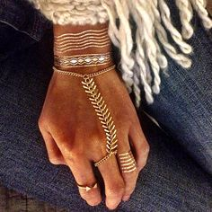 Lacy Ryan slave bracelet and Flash Tattoos....great combo! #flashtat #lacyryan