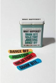 Haaaaaaahaaha. I need some of these :D