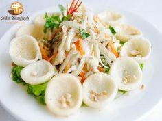 GỎI NẤM YUMFRESH Yumfresh mushroom salad