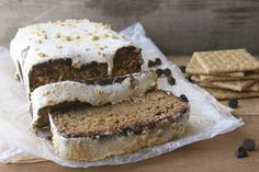 S'mores Quick Bread  This foolproof bread has all the delicious flavors of your favorite campfire treat. It's a can't-miss crowd pleaser!