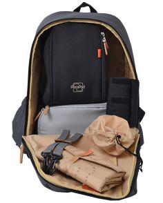 0bf4eaa4e554 Picos Pack - black charcoal. PackingBaby Changing BagsGoogleBackpack ...