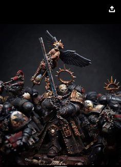 Warhammer 40k Blood Angels, Warhammer Armies, Warhammer Art, Warhammer Models, Warhammer 40k Miniatures, Warhammer 40000, Warhammer Tabletop, Deathwatch, Imperial Fist