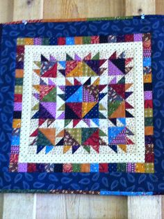 Fawson Farm: Scrap Apple Quilts