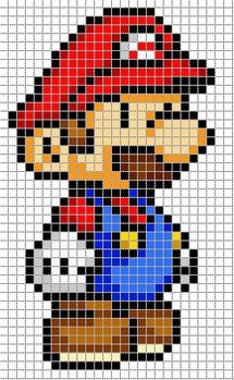 Super Mario Pixel Art plaid designs - Create with Appendix # notes Pixel Pattern, Pattern Art, Pixel Art Marvel, Pixel Art Kawaii, Anime Pixel Art, Pixel Art Noel, Modele Pixel Art, Pixel Art Grid, Pixel Drawing