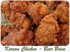 Try this moist and delicious beer brine Korean Fried Chicken recipe. Check out more Hawaiian and local style recipes here.