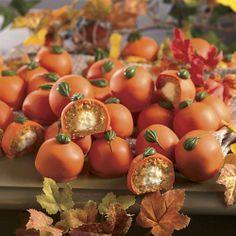 Yummy pumpkin treats
