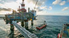 I årevis har Oljefondet blitt større og større. I år skrumper det med 40 milliarder kroner. - Aftenposten