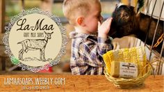 La-Maa Goat Milk Soaps. Natural, handmade soaps made with REAL goat milk in West-Central, IN.