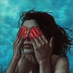 """Bright Eyes"" by Casey Weldon"