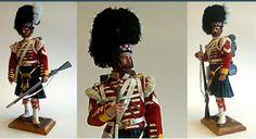93rd Sutherland Highlander, Crimean War 1854