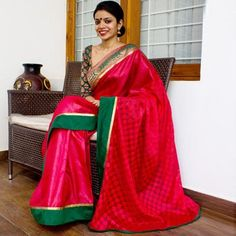 Creatively Carved Life: Exceeding collections of sarees from NVY Studio
