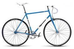 Rossin Prestige fixed gear single speed bike