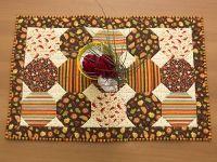 Arte Brasil   Caminho de mesa - Eliana Zerbinati