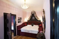Vienna lifestyle - Boutique Hotel Altstadt Vienna in the City Centre of Vienna Design Hotel, Hotel Decor, Beautiful Hotels, Boutique, Luxury Travel, Vienna, Centre, Toddler Bed, Explore