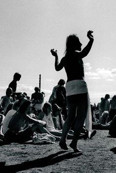 Provo-knud i Thylejren, sommeren 1970 Hippie Man, Chameleon, Kylie Jenner, Labrador, Concert, City, Danish, Fun, Collection