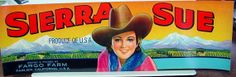 1940s Sierra Sue Cowgirl in 10 Gallon Hat Western by 4wheeldreams, $45.00