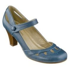 I want a pair in every color! - Women's Xhilaration® Sugar Mary Jane Pumps - Blue