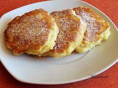 Ein sehr leckerer und sättigender Pfannkuchen, sie schmecken auch kalt. Mit Zimt-Zucker bestreut servieren oder mit Vanillesauce übergieße...