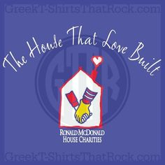 The Hands That Love Built. The Ronald McDonald House. Philanthropy. ADPi Bid Day, Recruitment, and Rush Shirts. Call us Today! 800-644-3066