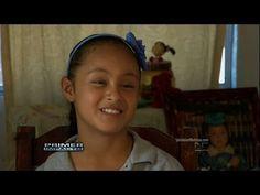 Una niña que vive en la extrema pobreza es ejemplo para todo un país - YouTube