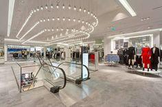 Así es el nuevo aspecto de la tienda que H&M tiene en Gran Vía  Foto: Ceia de Coca