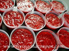 FILL YOUR FREEZER WITH STRAWBERRY JAM IN ONLY 30 MINUTES!!
