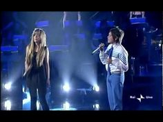 "Caroline Costa  Duo ""HURT"" - Rai Uno"