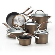 Circulon Symmetry 11-pc. Nonstick Cookware Set