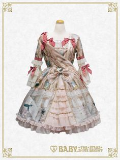 Baby, the stars shine bright Mon Chouchou Hermitage one piece dress