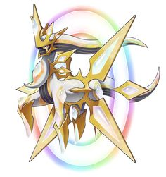 Pokemon arceus and the jewel of life Pokemon Fusion Art, Pokemon Fan Art, Pikachu Art, Mega Evolution Pokemon, Mega Pokemon, Pokemon Memes, Pokemon Cards, Strong Pokemon, Pokemon Pokedex