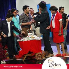 Special cake for India's best comedian! #KapilSharma #HappyBirthday #Cakes