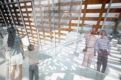 shigeru ban: aspen art museum nearing completion