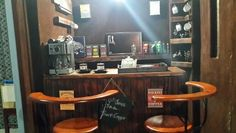 Project coffee bar