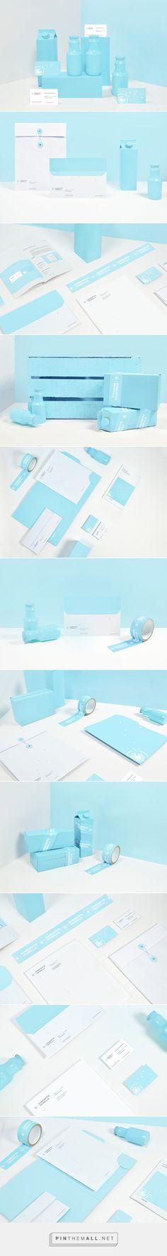 Concepto Vainilla by Open Studio by K on Behance | Fivestar Branding – Design and Branding Agency & Inspiration Gallery