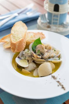 """Any ideas for lunch? If not, may I suggest you to come and try our """"Fresh Venus clams """" at Ocean restaurant, Centara Grand Mirage Beach Resort Pattaya.                  #centara #mirage #drink #cocktail #beach #bar #chillout #thirsty #summer #vaction #holiday #winter #pattaya  #Thailand"""