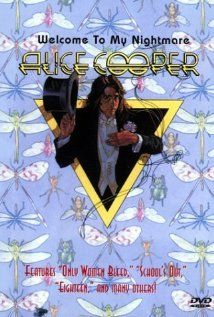 Image result for alice cooper welcome to my nightmare
