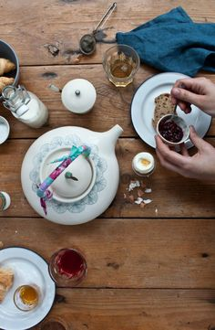 cerámicas handmade de Anna Westerlund. : via La Garbatella