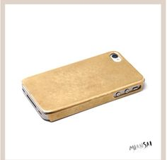Pure gold phone case! 10,000 dollars!