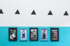 Na casa de uma fotografa tem que ter fotos na parede 😍💙 @baby.leonel