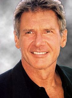 Harrison Ford - yeah, he's old, but we're talking about Han Solo and Indiana Jones, here. Seriously.