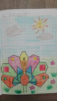 Classe Prima- Matematica- Aprile, Maggio, Giugno- Oltre il 10- Addizioni e sottrazioni-Primi problemi - Maestra Anita Graph Paper Drawings, Primary School, Pixel Art, Cool Kids, Coding, Maths, Kids Rugs, Fun, Geography