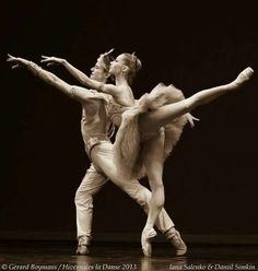 """<<Iana Salenko and Daniil Simkin in """"Le Corsaire"""">>"""