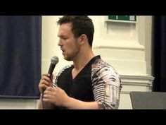 ▶ Collabro - Richard Hadfield singing Empty Chairs at Brighton Rock Choir - YouTube